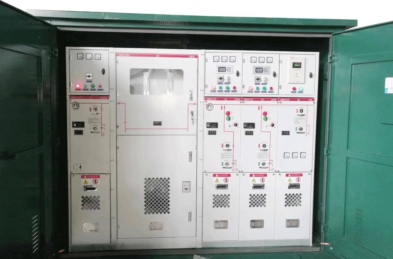 SRM16-12全绝缘全封闭型户外开闭所